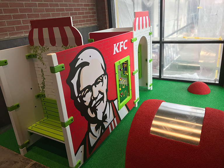 KFC Stutgart Germany| IKC