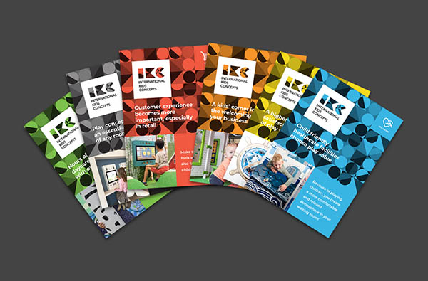 this image shows the brochures of IKC