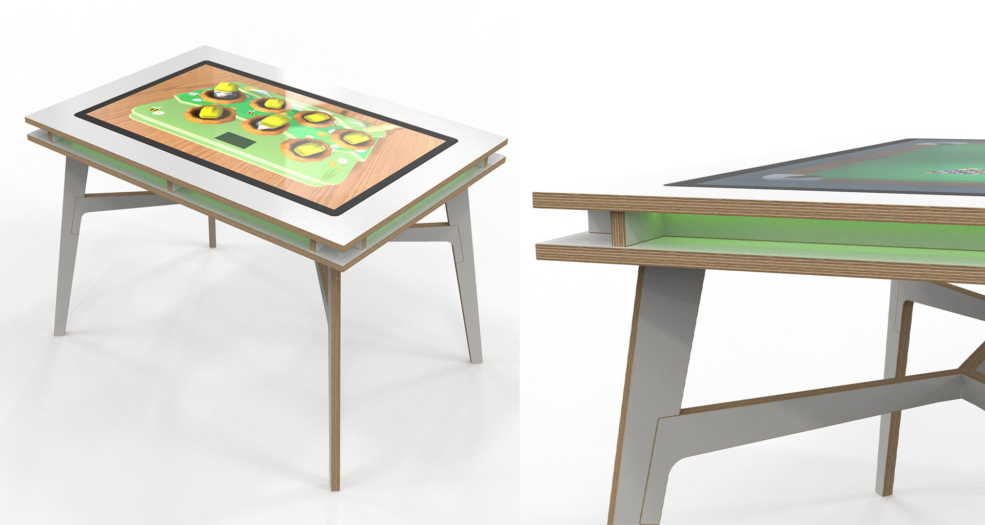 Family Play Table