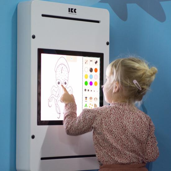 Een educatief interactief speelsysteem   IKC Interactieve speelsystemen