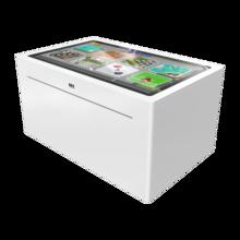 Op deze afbeelding staat een interactief speelsysteem Delta 43 inch touchtable