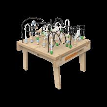Houten kralentafel voor kinderen | IKC Kindermeubels
