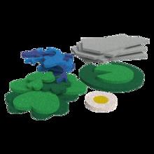 Diverse speelvloer elementen   EPDM vloer